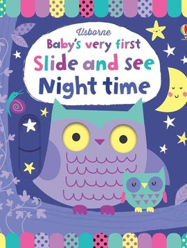 EDC/Usborne First Slide and See Nighttime