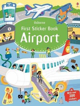 EDC/Usborne Airport Sticker Book