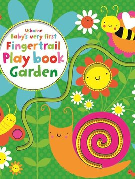 EDC/Usborne Baby's First Fingertrail Garden Book