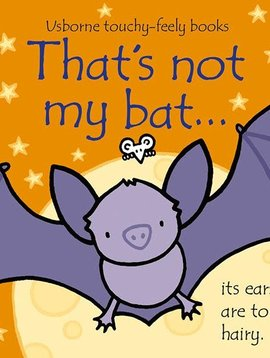 EDC/Usborne That's Not My Bat