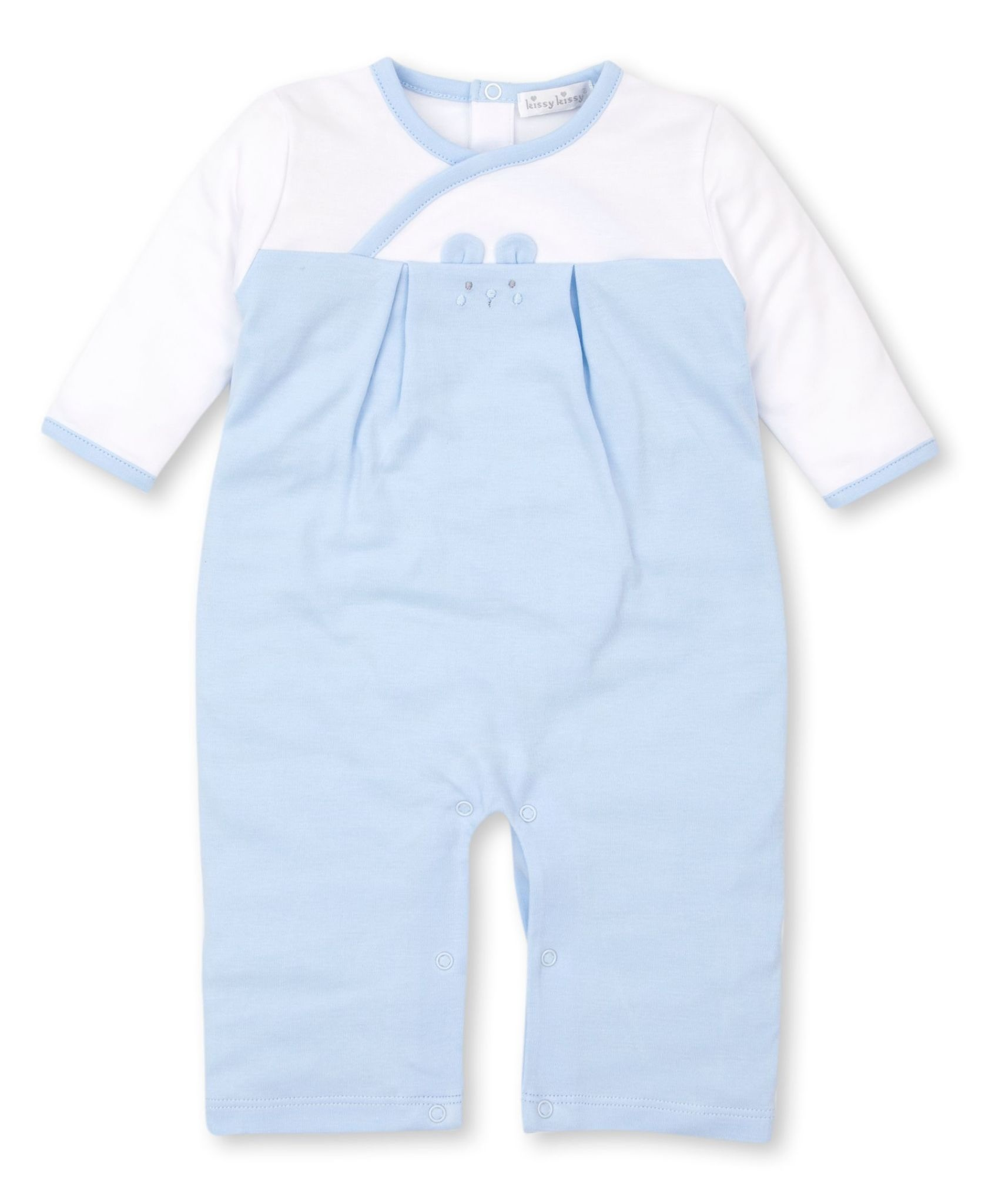 Kissy Kissy Blue Bearly Believable Playsuit