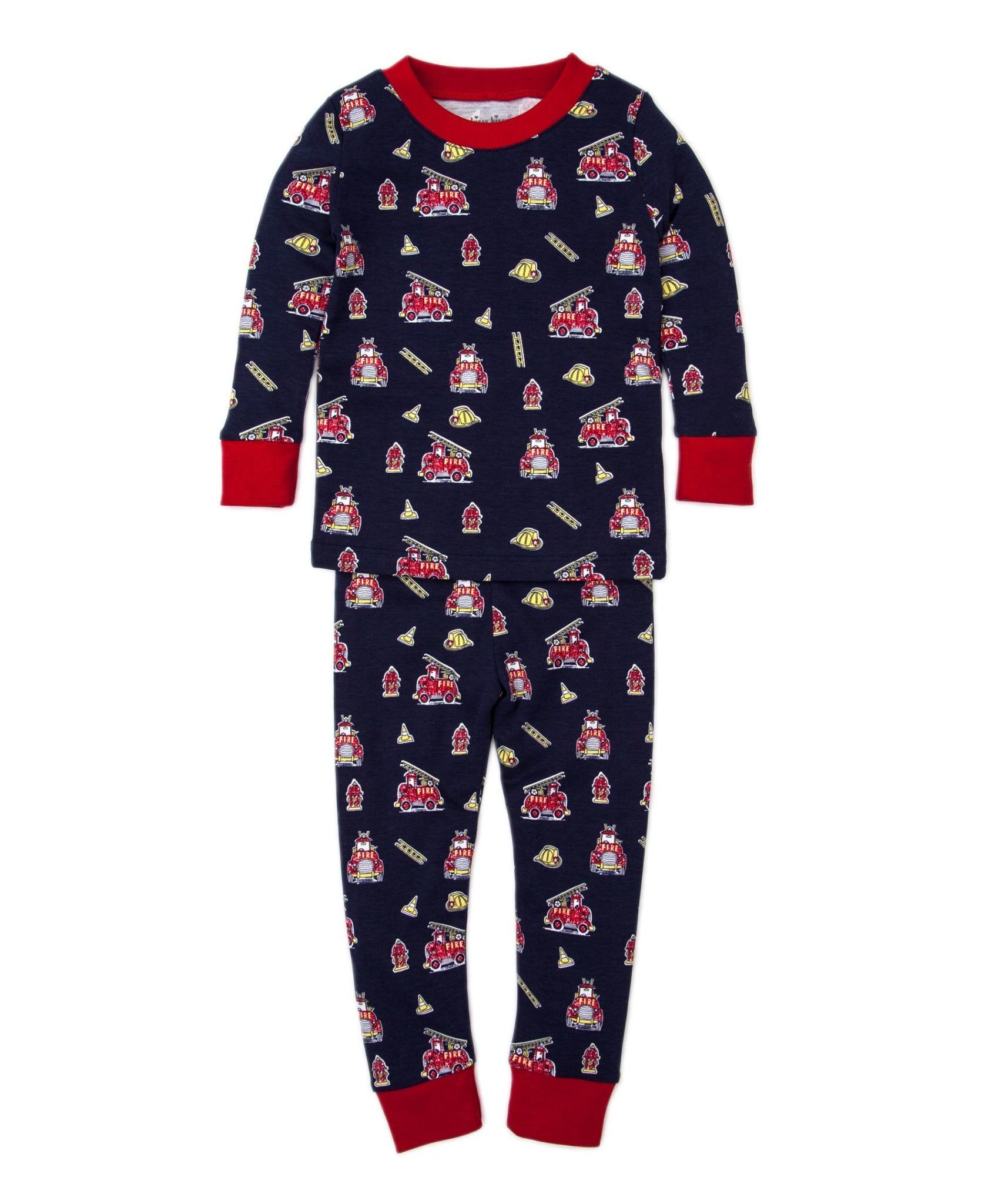 Kissy Kissy Fusty Firetruck Pajama