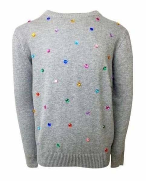 Lola & the Boys Infinity Stone Sweater