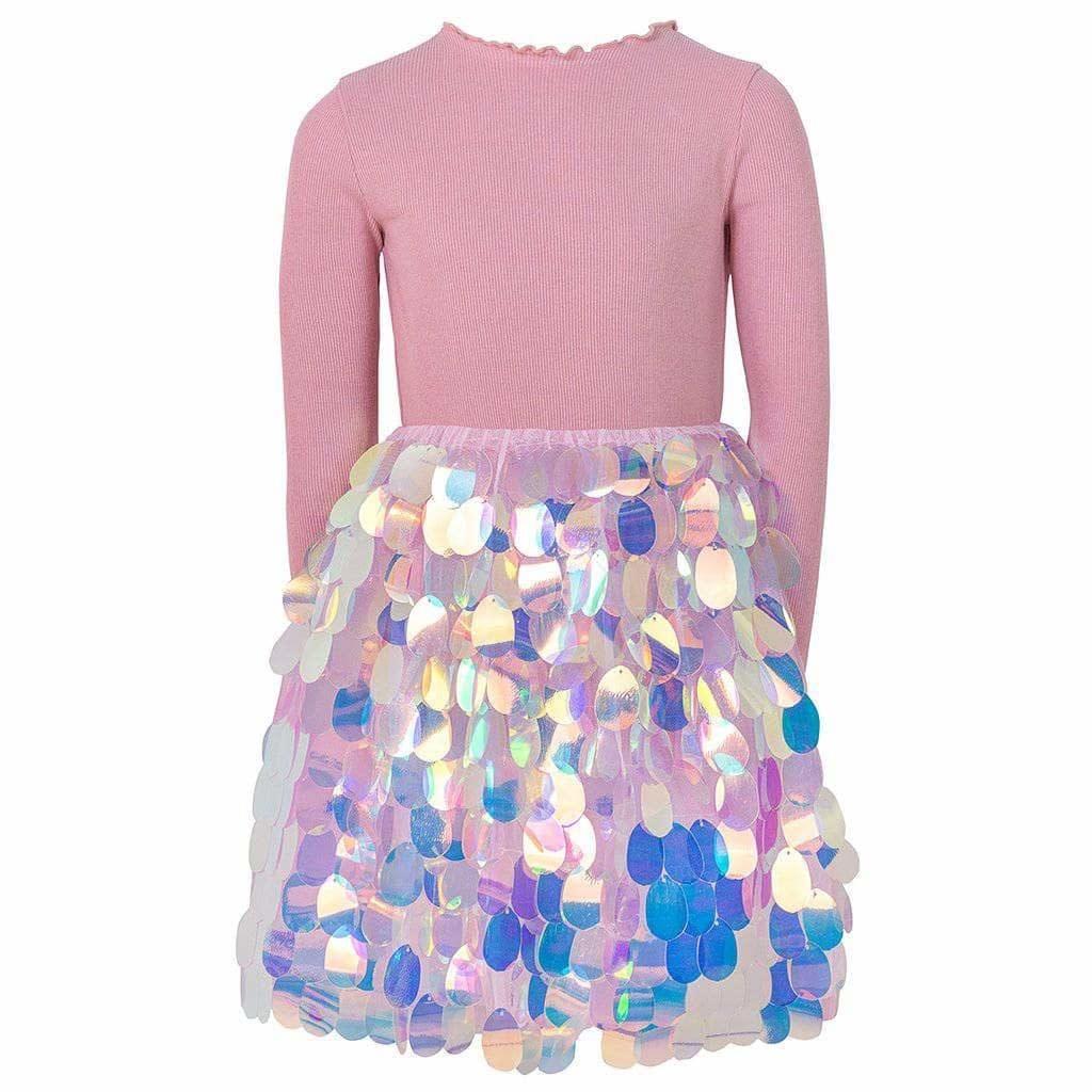 Lola & the Boys Pailette Magic Dress