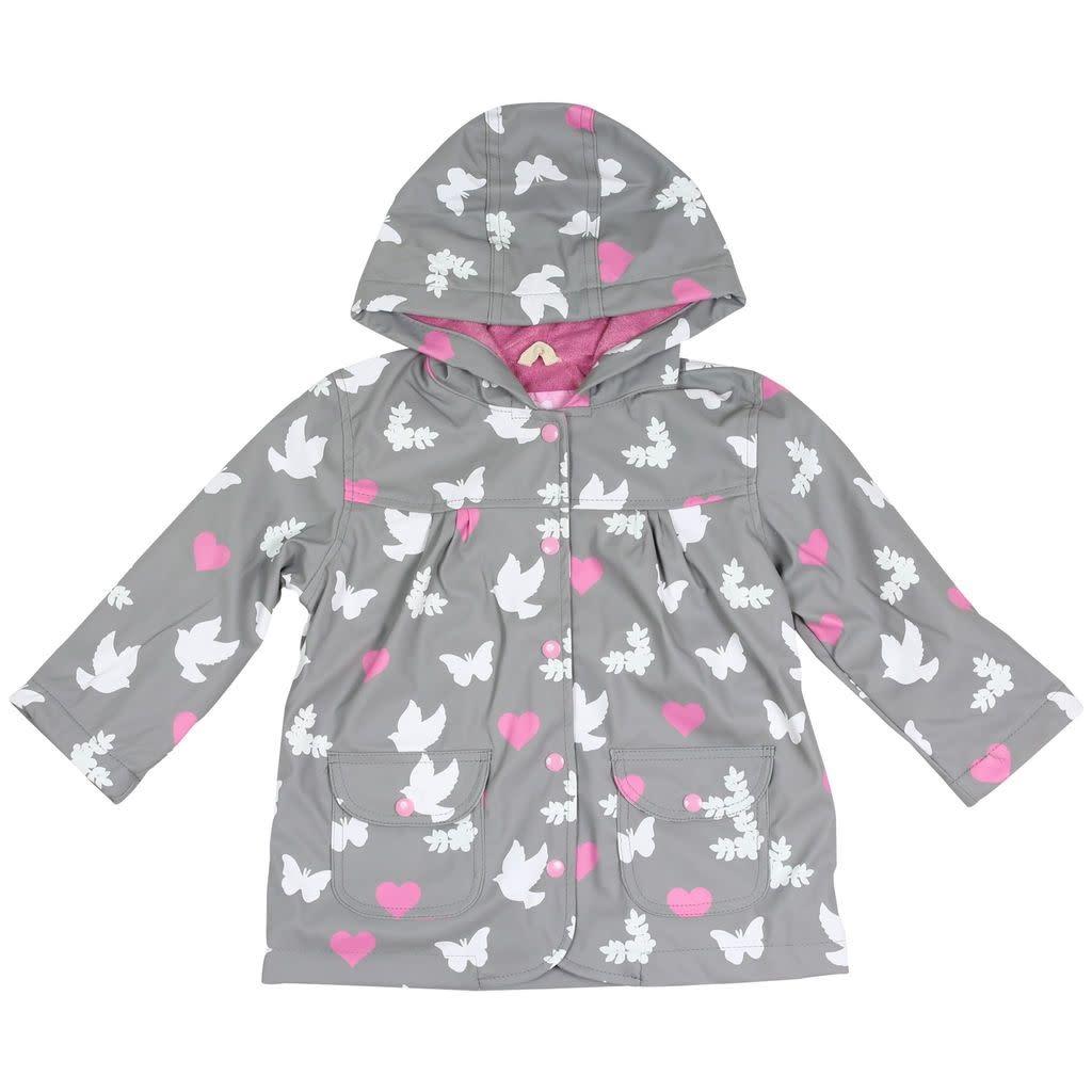 Korango Color Change Raincoat
