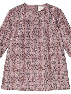 Creamie Mosaik Woven Dress
