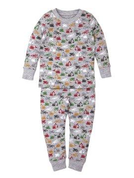 Kissy Kissy Construction Pajamas