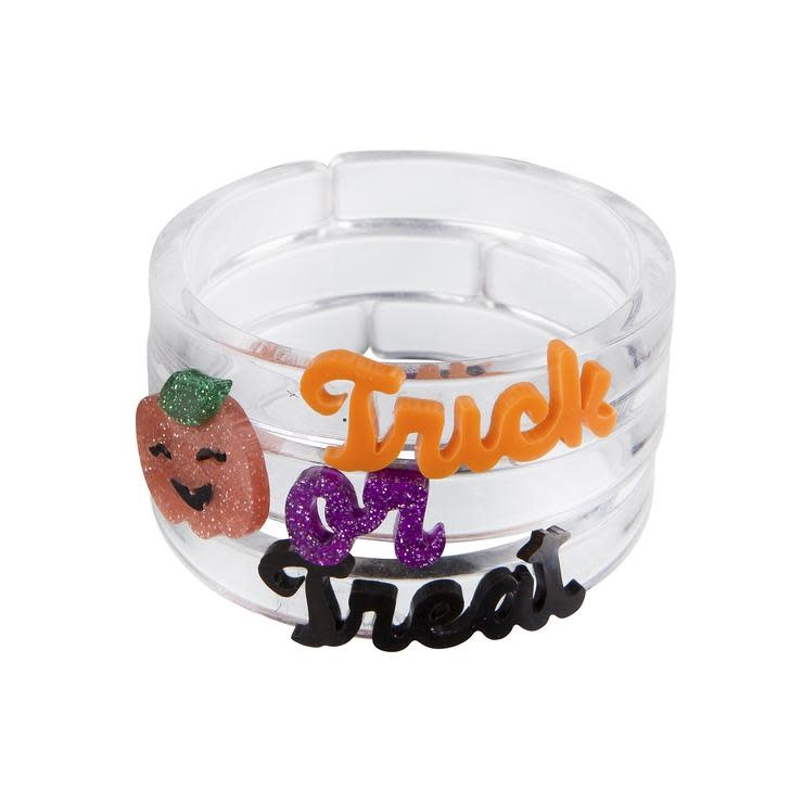 lilies&roses Trick or Treat Bangles