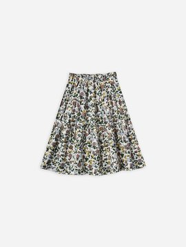 Rylee & Cru Enchanted Garden Maxi Skirt
