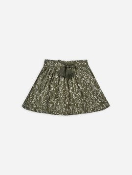 Rylee & Cru Forest Vines Mini Skirt