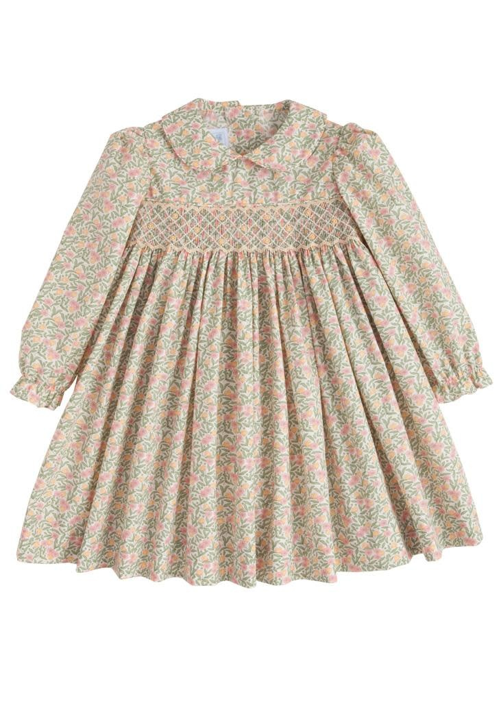Little English Summer Tree Charlotte Dress