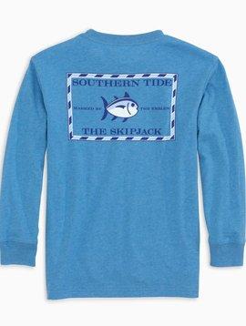 Southern Tide Heritage Blue Skipjack Tee