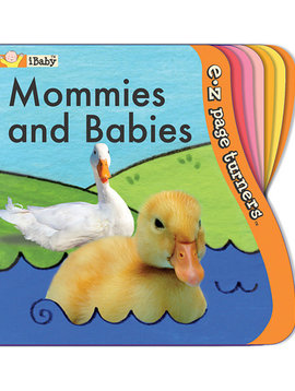 Innovative Kids Mommies and Babies EZ Turn Book