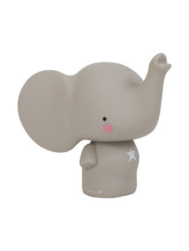 little lovely Grey Elephant Money Box
