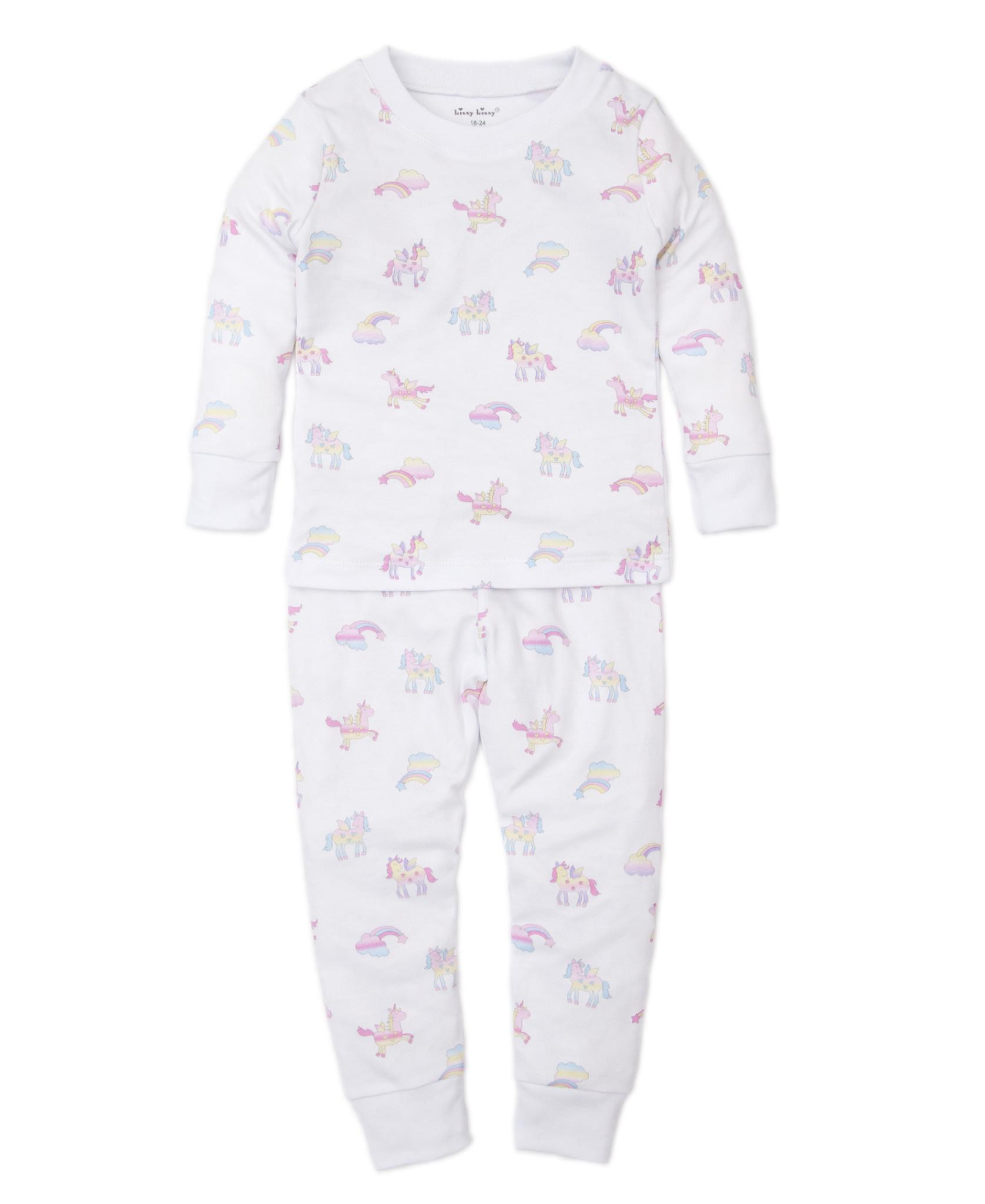 Kissy Kissy Unicorn Utopia Toddler Pajamas