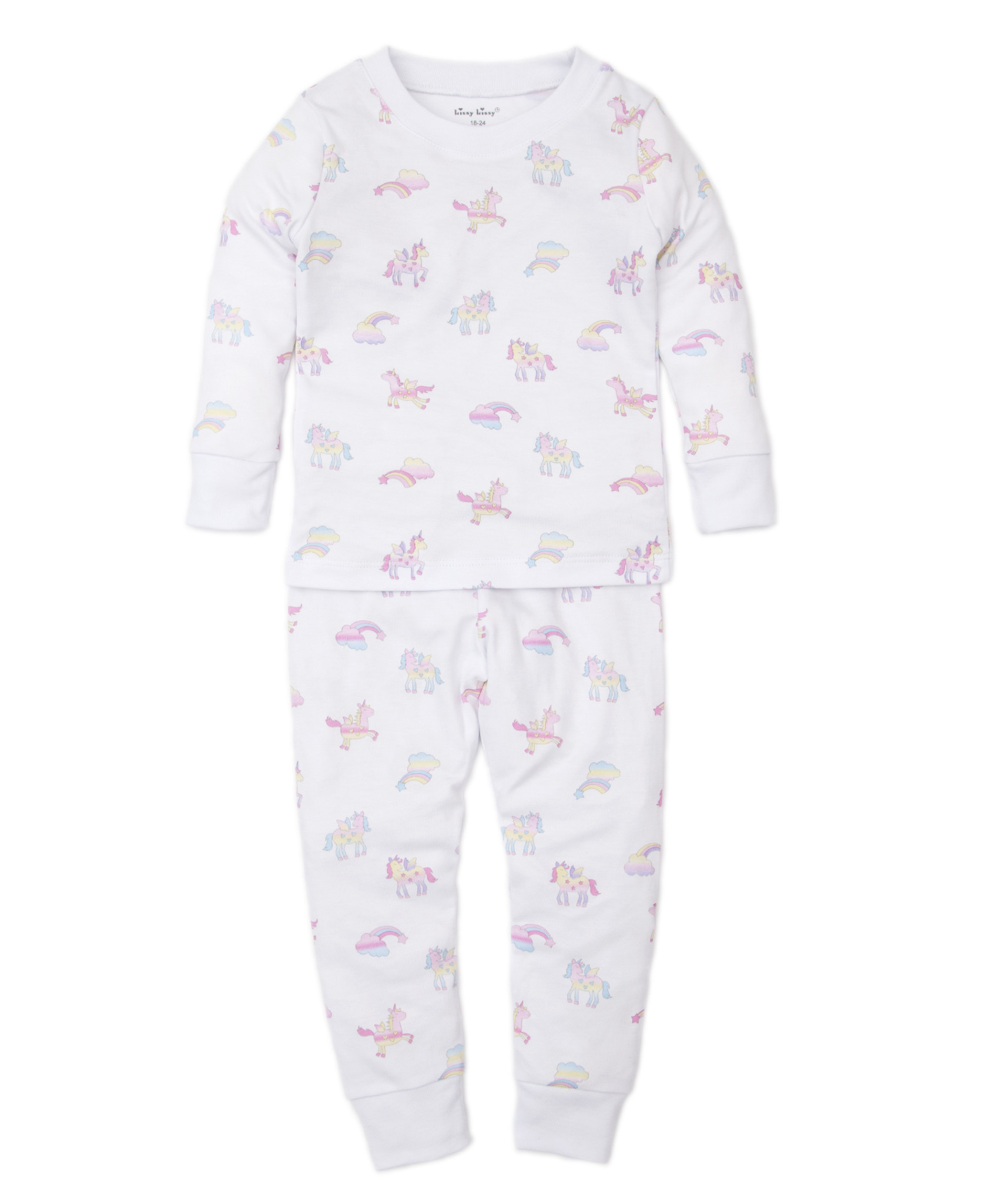 Kissy Kissy Unicorn Utopia Toddler Pajamas