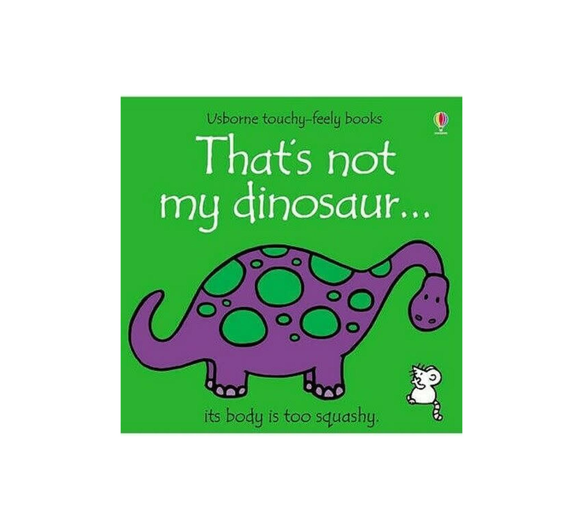 EDC/Usborne That's Not My Dinosaur