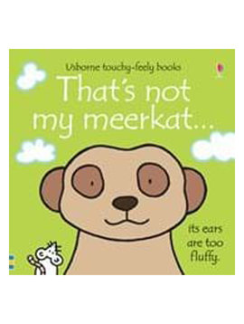 EDC/Usborne That's Not my Meerkat