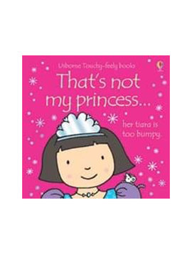 EDC/Usborne That's Not my Princess