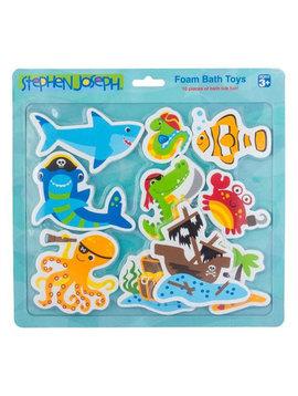 Stephen Joseph Foam Bath Toy Assortment