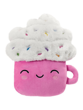 Iscream Scented Hot Cocoa Pillow