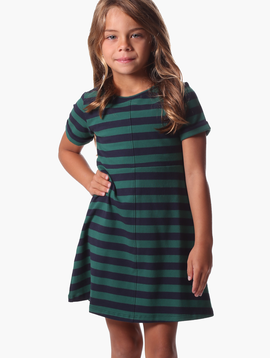 Duffield Lane Stripe Eleanor Dress