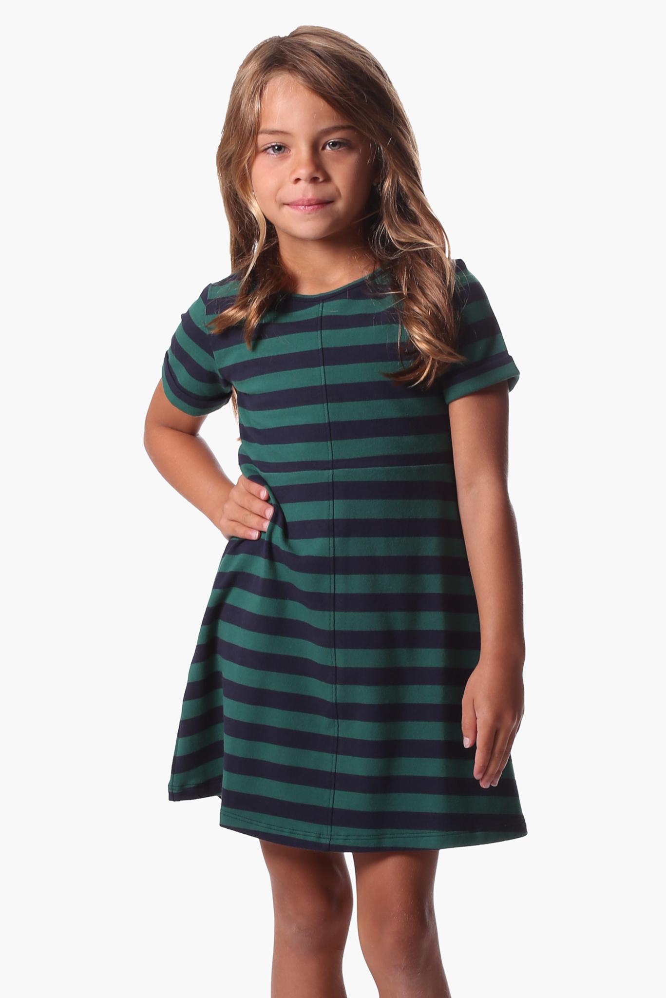 Duffield Lane Stripe Eleanor Dress
