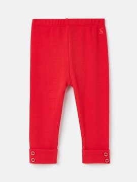 Joules Red Rib Legging