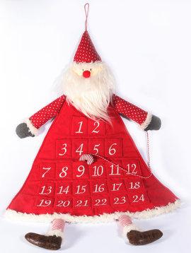 Mon Ami Santa Advent Calendar