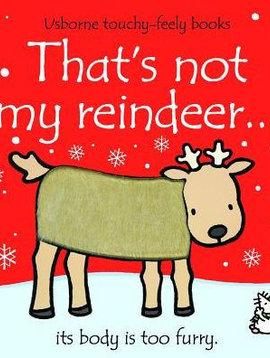 EDC/Usborne That's Not My Reindeer