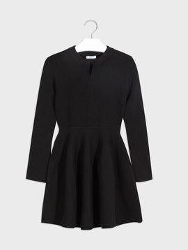 Mayoral Black Knit Dress