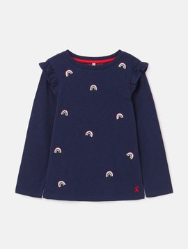 Joules Joya Navy Top