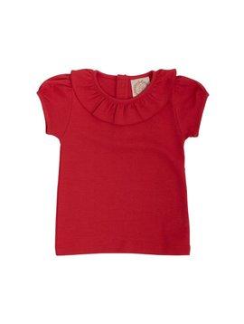 Beaufort Bonnet Ramona Ruffle Collar Shirt