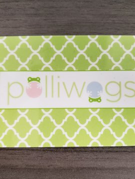 polliwogs Gift Card