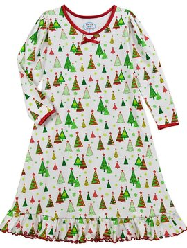 Sara's Prints Tree Decoration Nightgown
