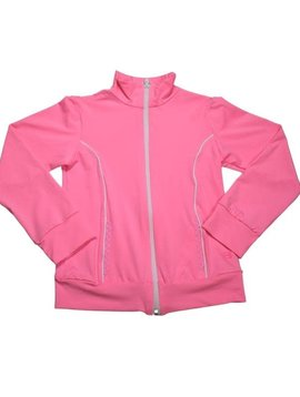 Set Fashions Pink/White Juliet Jacket