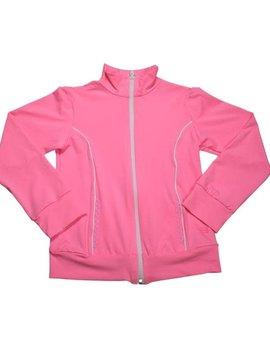 Set Fashions Pink/White Juliet Jacket