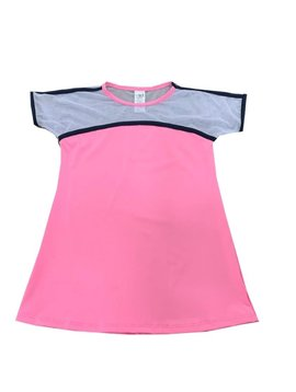 Set Fashions Pink/Navy Marley T