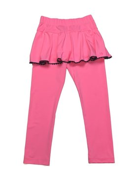 Set Fashions Pink/Navy Quinn Legging/Skirt