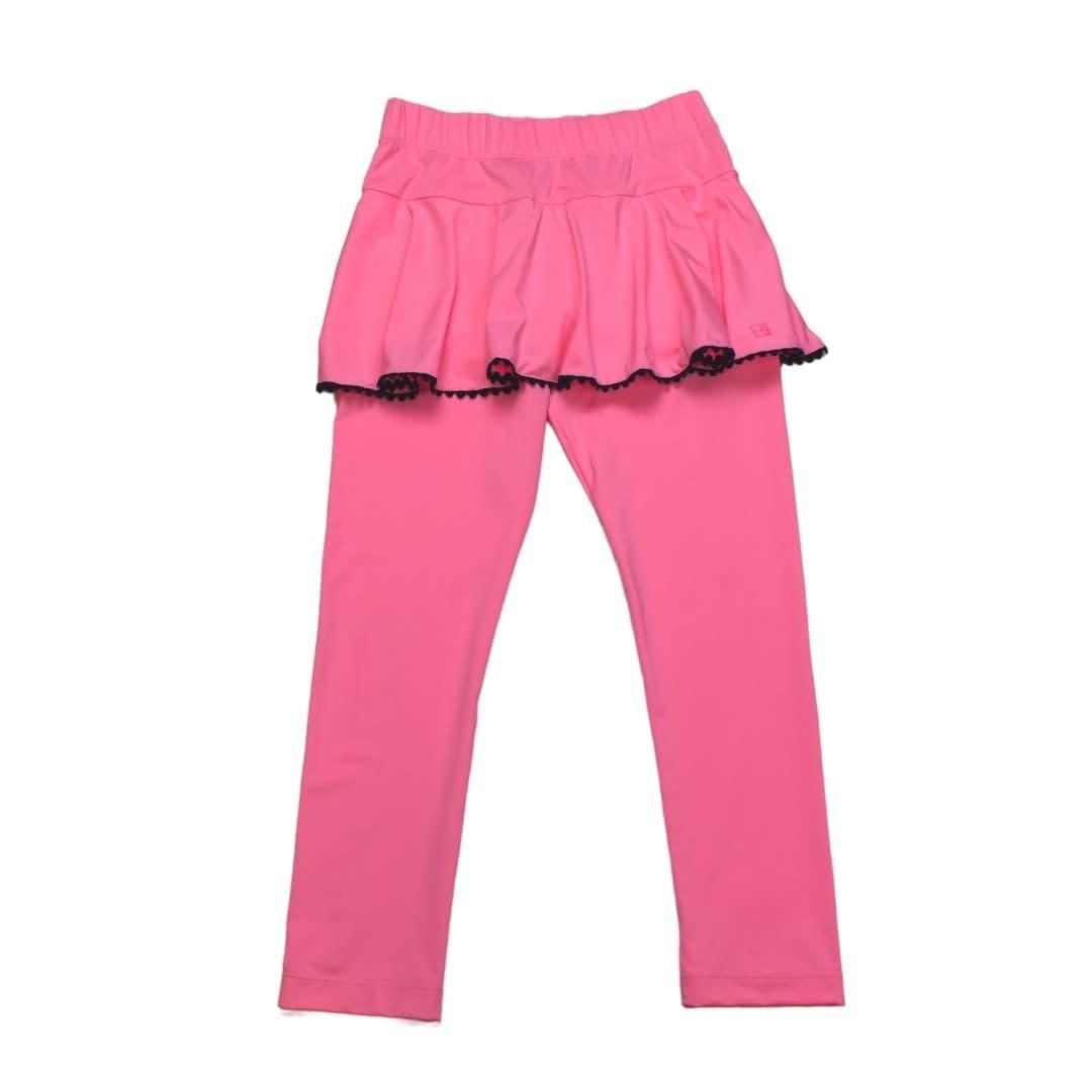 Set Fashions Pink/Navy Quinn Legging/Skirt