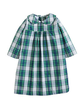 Little English Kentucky Tartan Dunn Dress