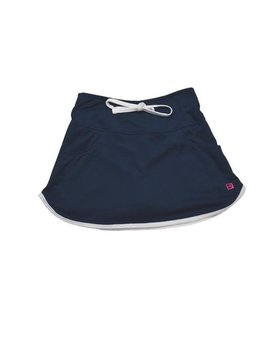 Set Fashions Navy Tiffany Tennis Skort