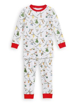 Bella Bliss Nutcracker Pima Jammies