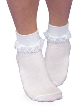 Jefferies Socks Lace Turndown