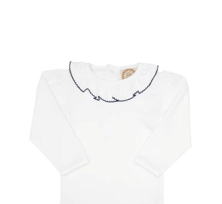 Beaufort Bonnet Ramona Ruffle L/S Shirt