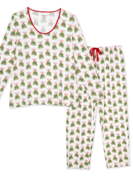 Magnificent Baby Kiss Me Women's Pajama Set
