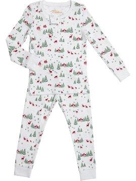 Petidoux Magical Reindeers Pajamas