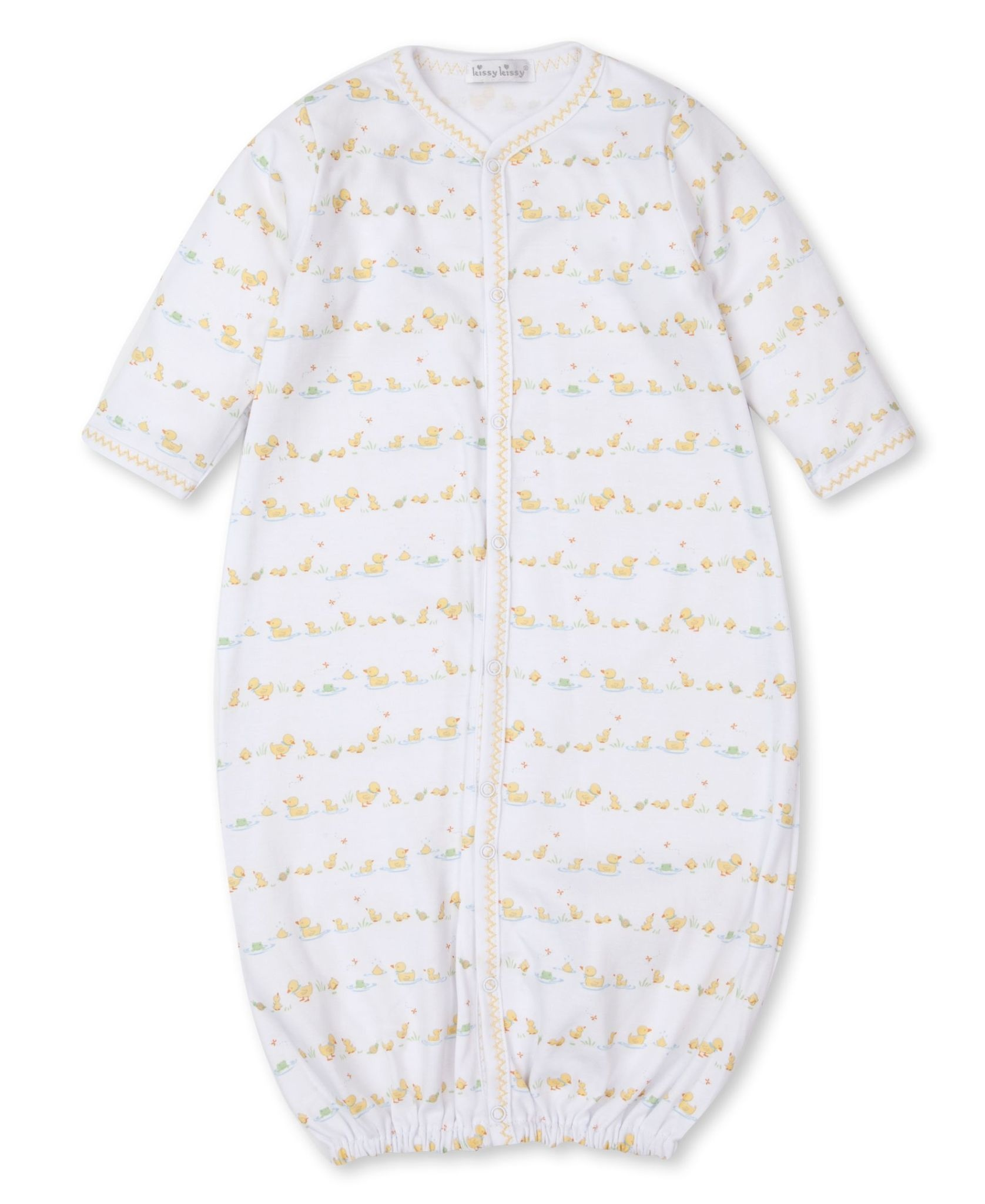 Kissy Kissy Dilly Dally Duckies Conv Gown
