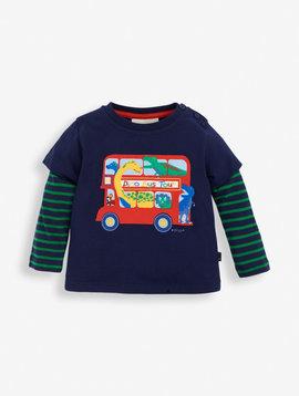 JoJo Maman Bebe Dino Bus Top