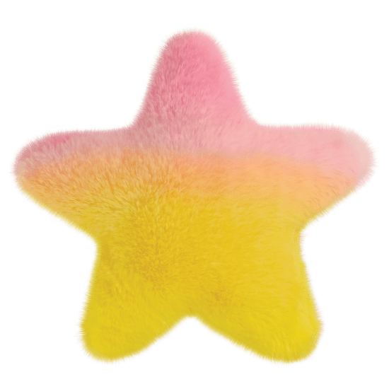 Iscream Star Scented Pillow